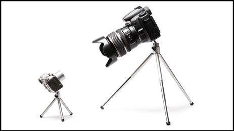 EditingPlus provides services at all scales. (Large and small cameras)