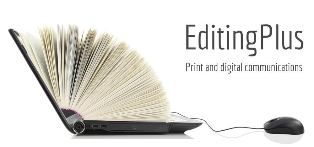 EditingPlus: print and digital communications
