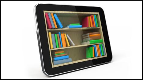 EditingPlus provides an integrated service across digital and print media. (Books on a tablet)